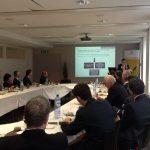 Business Lunch with Filip Dierckx, Chairman Febelfin