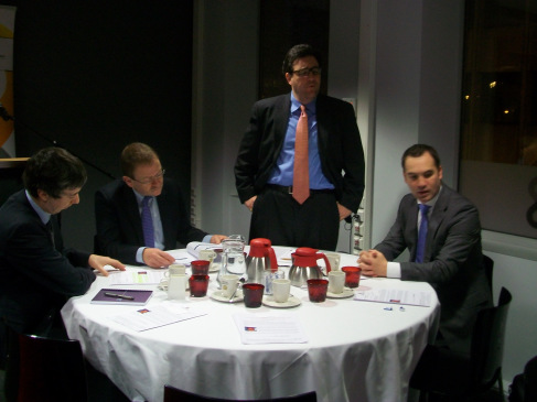 """EU Committee Breakfast Briefing with Graham Willmott – Head of Unit, REACH, DG ENTR, European Comission: """"The review of REACH: key issues and next steps"""""""