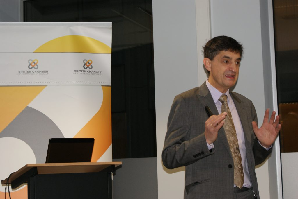 """ICT Task Force Briefing with Ken Ducatel – Head of Unit, Software and Services, Cloud, DG Connect, European Commission: """"EU Cloud Computing: implementing the vision"""""""