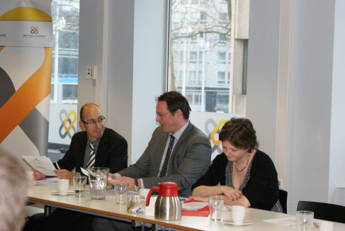 """Financial Services Task force Briefing with Stan Maes – Financial market analyst, Analysis of Financial Market Issues, DG MARKT: """"Liikanen Group Report"""""""