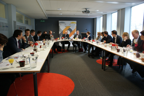 """EU Committee Breakfast Briefing with Krum Garkov, Executive Director of the EU Agency of Large-scale IT Systems – """"The future role of the Large-scale IT Systems Agency"""""""