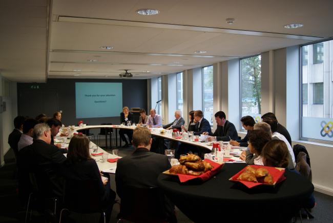 "EU Committee Quarterly Briefing with Natasha Coates, First Secretary, Energy, UK Permanent Representation to the EU – ""Energy Priorities for 2014"""