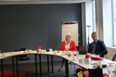 """Competition & Trade Task Force briefing with Gunilla Almgren, President, UEAPME – """"SMEs: Role in the road to recovery and how Europe can help"""""""