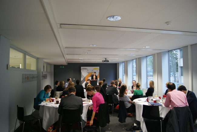 """EU Committee Breakfast Briefing with Claire Bury, Director, Directorate E Services, DG Internal Market and Services, European Commission – """"Retail Action Plan: Trading Practices"""""""