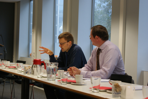 """Financial Services task force briefing with Tilman Lueder, Head of Unit, Asset Management, DG Internal Market and Services, European Commission – """"The globalisation of asset management: how best to bring European skills to the fore"""""""