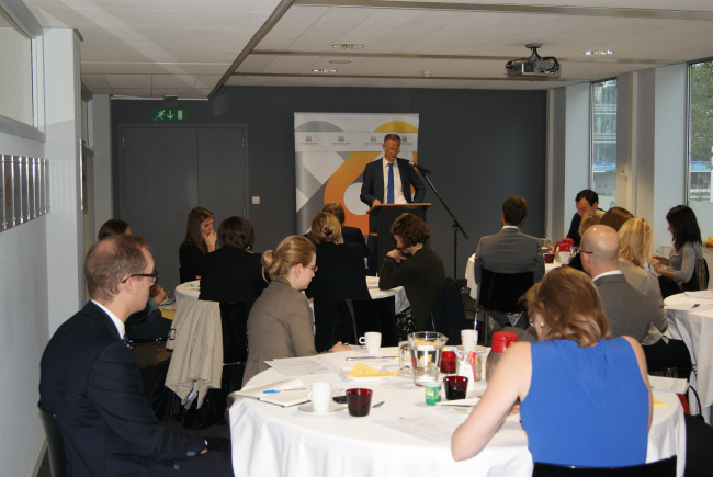 """EU Committee Breakfast Briefing with Erik Nooteboom, Head of Unit, retail financial services and consumer policy, DG Internal Market and Services, European Commission – """"Retail financial services in the spotlight – consumer protection, access to services, payments sector policy"""""""