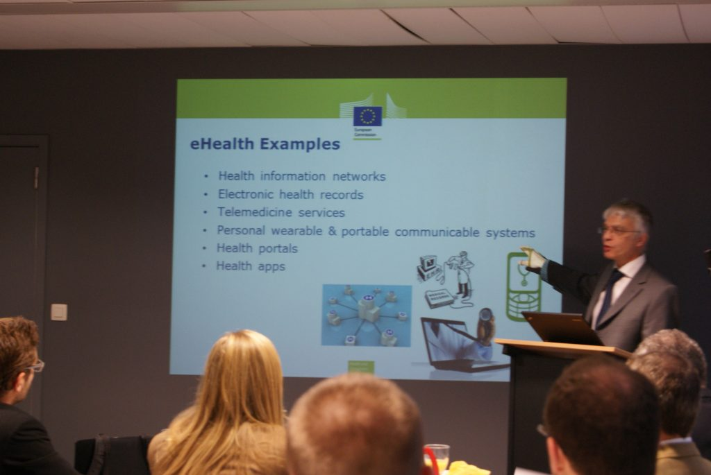 EU Committee Breakfast Briefing with Tapani Piha – Head of Unit, Health Technology and Risk Assessment and Science, DG Health and Consumers, European Commission