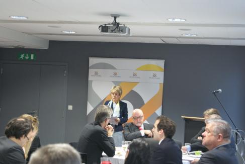 "EU Committee Breakfast Briefing with Heinz Zourek, Director General, DG TAXUD – ""Customs and Trade Facilitations"""