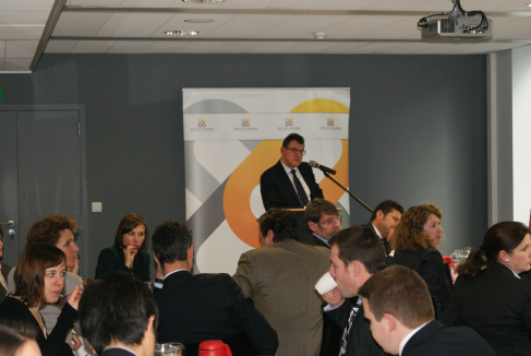 """EU Committee Business Lunch with Peter Tempel Permanent Representative of the Federal Republic of Germany to the EU – """"A German Perspective on the European Union in 2014"""""""