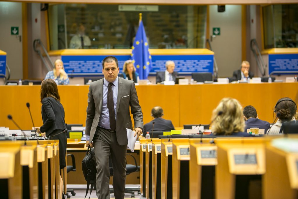 A day in the life of an MEP