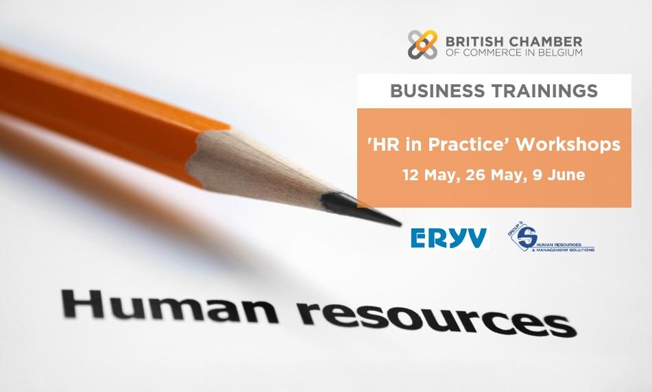 HR in Practice… in Belgium! How does that work?