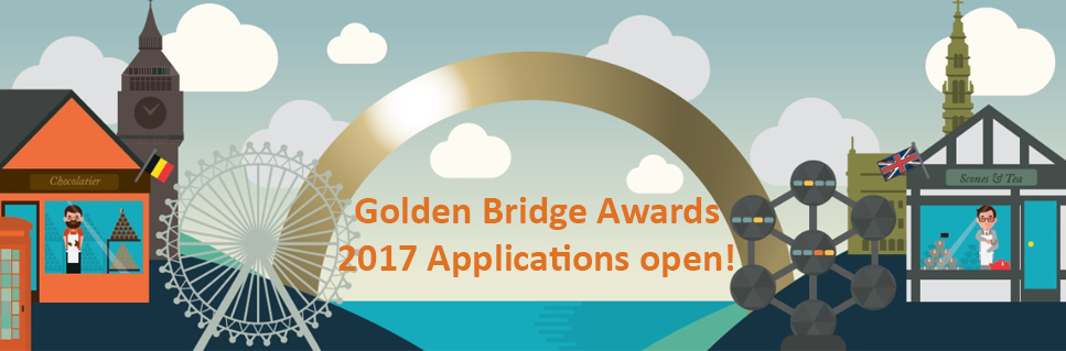 Golden Bridge Awards 2017 Applications are open!
