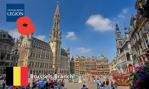 Introducing the Royal British Legion in Brussels