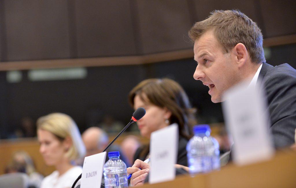 A day in the life of MEP Daniel Dalton