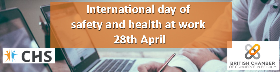 International day of  safety and health at work