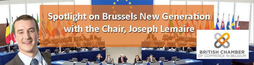Spotlight on Brussels New Generation with Chair, Joseph Lemaire