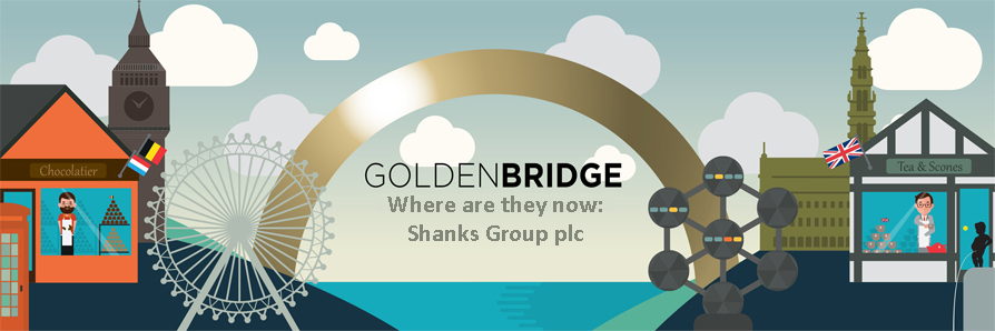 Golden Bridge Awards: Where are they now – Shanks Group plc