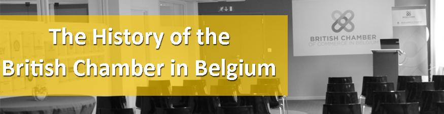 The History of the British Chamber in Belgium