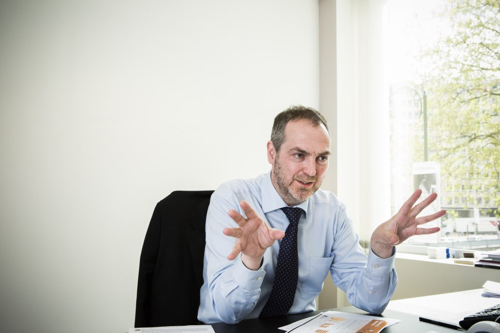 Get to know the Chief Executive: Glenn Vaughan
