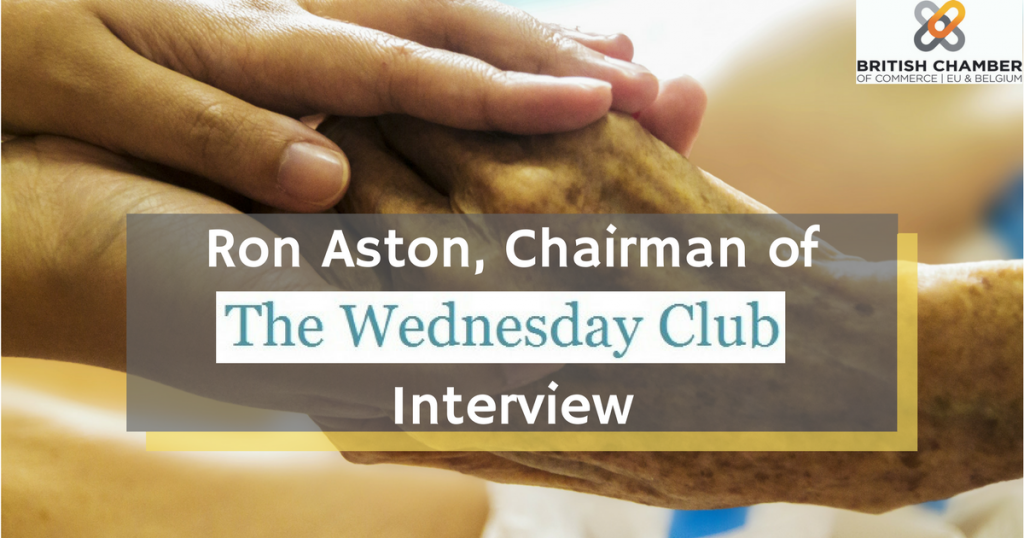 Ron Aston, Chairman of The Wednesday Club Interview