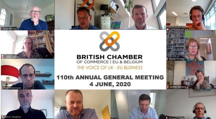 The 110th Annual General Meeting